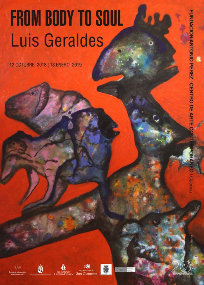 La obra del artista portugués Luis Geraldes llega a la Fundación Antonio Pérez