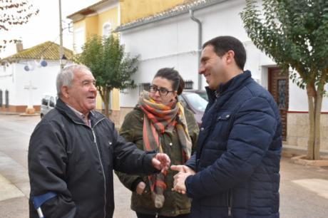 Diputación ayudará al Ayuntamiento de Casas de Guijarro a climatizar el centro socio-cultural de la localidad