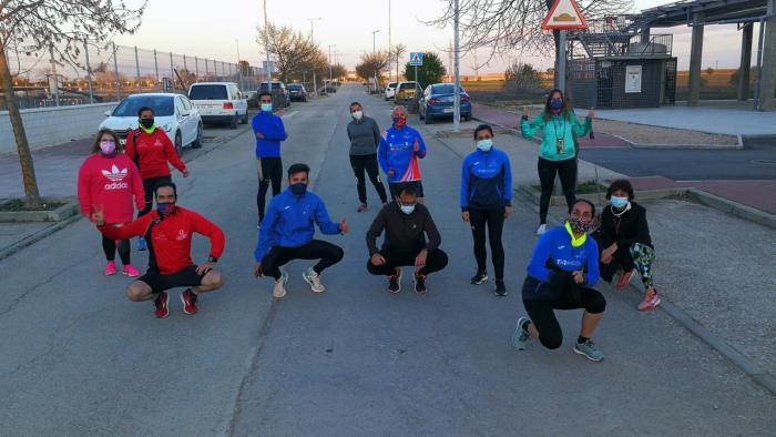"""258 corredores participan en la I Circuito de Retos Virtuales """"Diputación de Cuenca"""""""