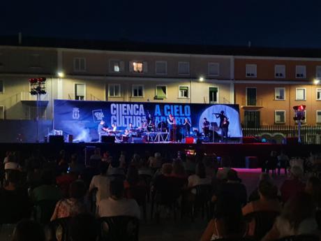 """Actuación del ciclo """"Cuenca Cultura a Cielo Abierto"""""""