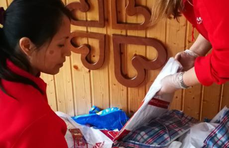 Cáritas abre una campaña de solidaridad para apoyar la respuesta que está dando a las consecuencias del coronavirus en la población más vulnerable