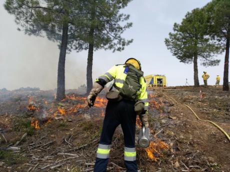 Castilla-La Mancha adopta medidas excepcionales para prevenir incendios en el medio natural