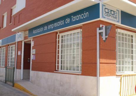 Las instalaciones de CEOE CEPYME Tarancón acogerán el próximo espacio coworking para emprendedores de Junta y EOI