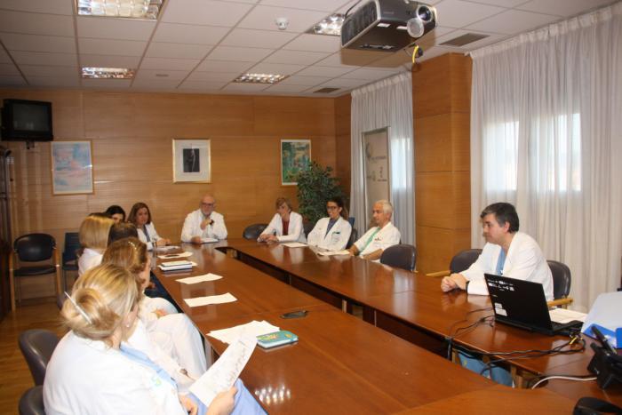 El Hospital Virgen de la Luz constituye un equipo multidisciplinar para coordinar la implantación de prácticas quirúrgicas seguras