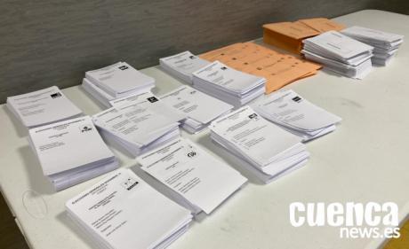 Unidas Podemos advierte de problemas de impresión en sus papeletas