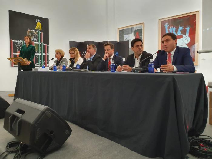Diputación y Colegio de Arquitectos firman un acuerdo para primar la calidad en los proyectos arquitectónicos