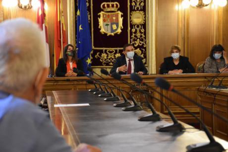 Constituido el primer Consejo Provincial de Personas Mayores que está compuesto por 27 miembros