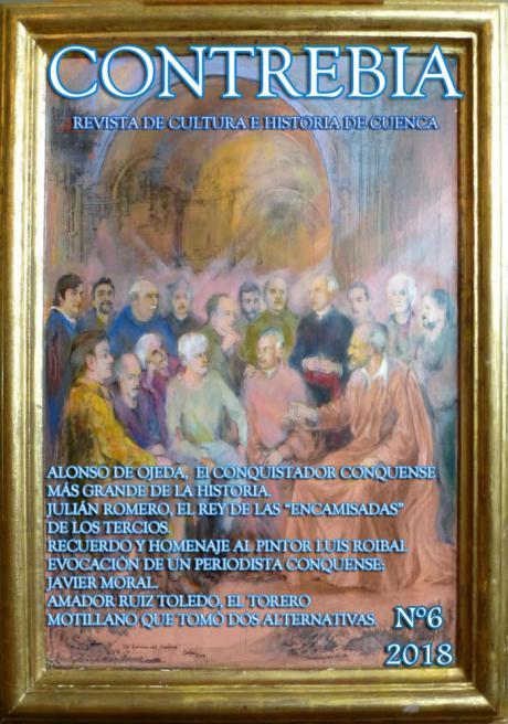 "Luis Roibal, en el nº6 revista de cultura e historia de Cuenca ""Contrebia"""