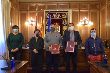 La Diputación renueva el convenio con ADOCU para fomentar la integración de personas con Síndrome de Down