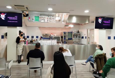 La IGP da a conocer su Ajo Morado en escuelas de cocina como Le Cordon Bleu
