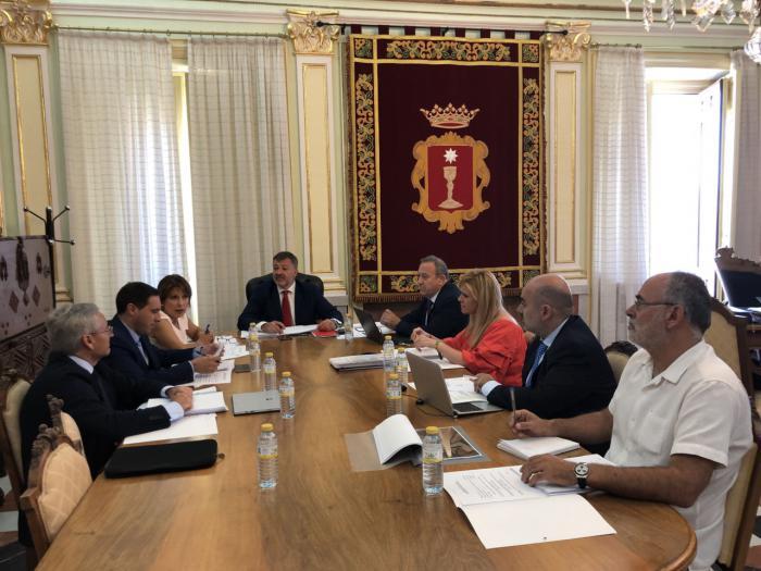 El Consorcio adjudica las obras de rehabilitación del Alfar de Pedro Mercedes por 610.948,21 euros