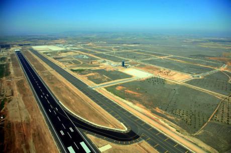 Técnicos de AESA han realizado la primera visita de inspección al aeropuerto de Ciudad Real