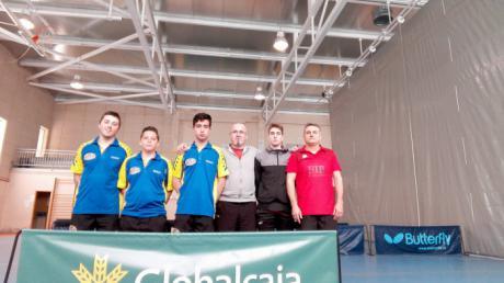 El Club Tenis de Mesa Cuenca gana su último partido de liga por 4-3