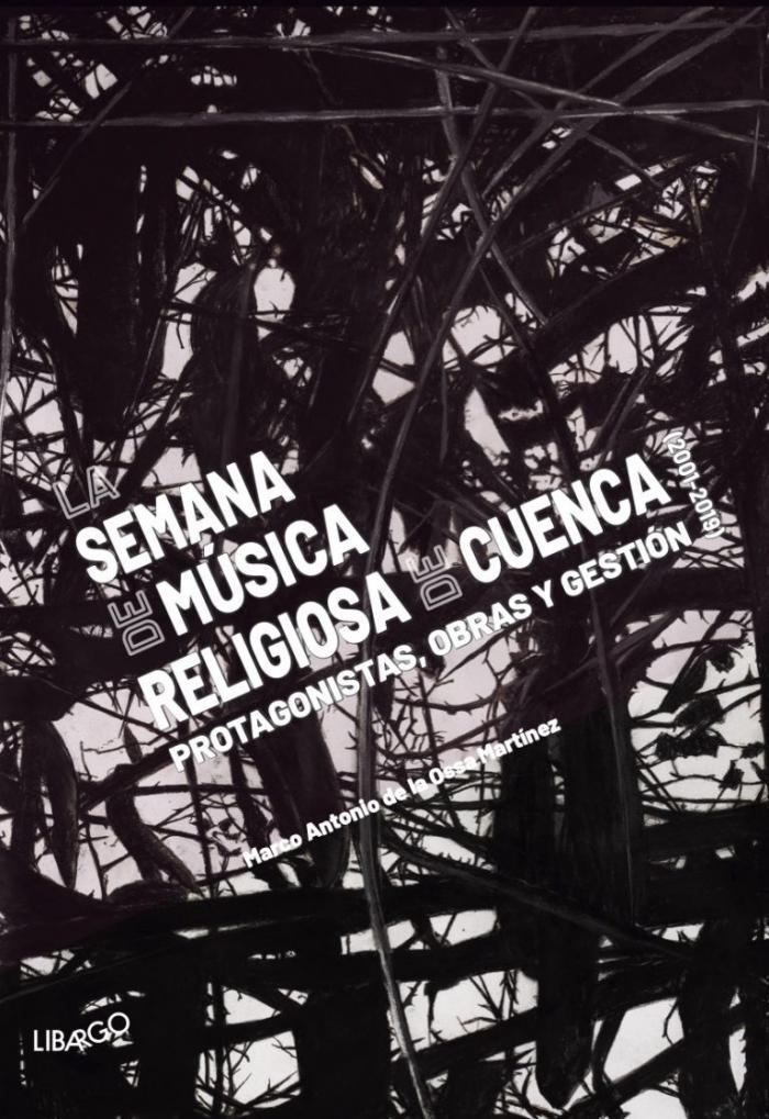 Marco Antonio de la Ossa dedica su último libro a la Semana de Música Religiosa de Cuenca entre 2001 y 2019