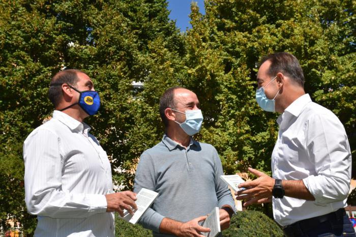 Diputación y Ayuntamiento coeditan la guía 'Cuencleta. Naturaleza y patrimonio' desarrollada por Eslabón