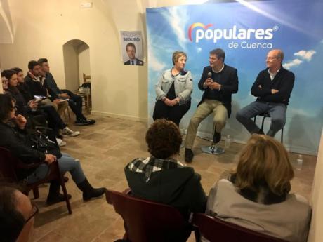 """Catalá apela al voto al PP para """"la defensa de nuestros valores de convivencia y constitucionales"""""""