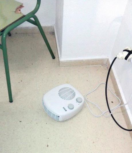 El PP de Cuenca pide al Gobierno de Page que solucione inmediatamente los problemas de calefacción del IES Jorge Manrique
