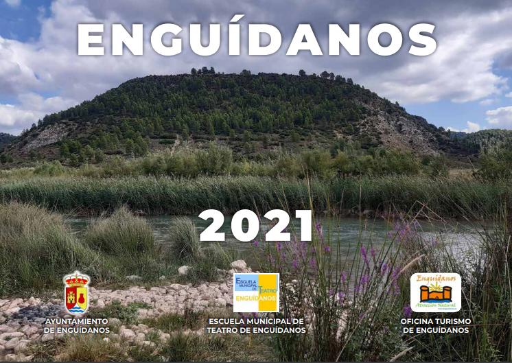 """Vecinos de Enguídanos hacen fotografías para un calendario """"Celtíbero"""""""