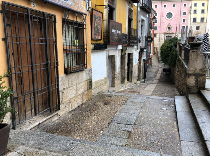 Adjudicadas las obras de urbanización de las calles Severo Catalina y parte de Santa Lucía