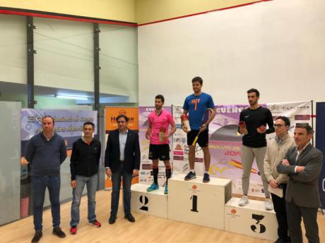 Exitosa celebración del Campeonato de España Absoluto de Squash