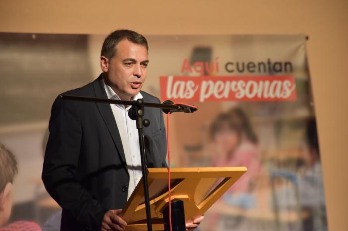 En imagen Óscar Martínez