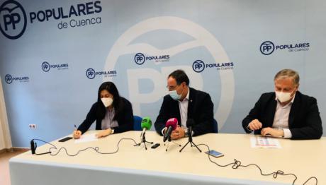 """El PP ratifica que """"un año después, queda demostrado que Page ha realizado la peor gestión sanitaria de toda España"""""""