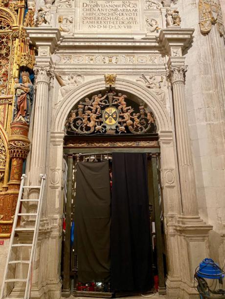 La Catedral se dispone a la celebración de la Solemnidad de San Julián