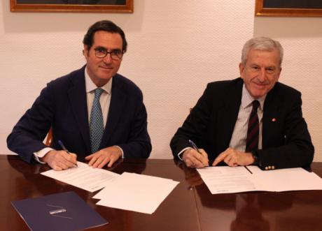La Confederación de Empresarios de Cuenca destaca el acuerdo entre CEOE y Cáritas para impulsar los fines sociales