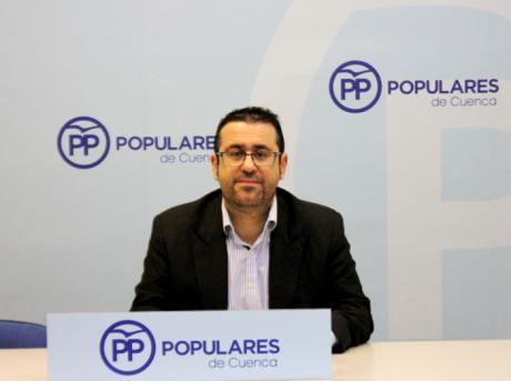 Carlos Algaba anuncia que se presentará a la reelección de la Alcaldía de Las Mesas