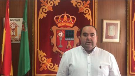 """Arteche agradece al jefe de Seguridad del Rey Felipe """"la vinculación y el orgullo que siente por su pueblo, Carboneras"""""""