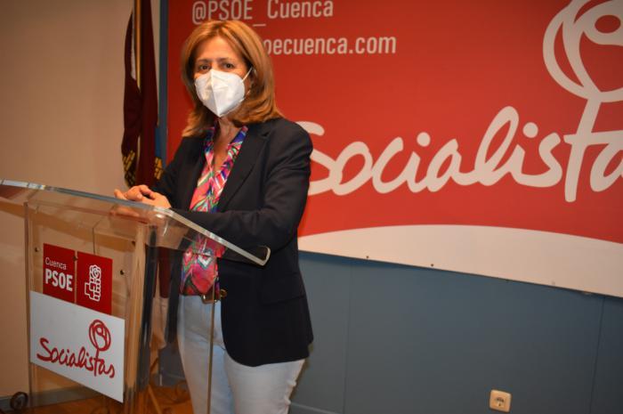 Señora Roldán, ¿es usted mensajera de Prieto o ejerce como futura presidenta del PP de Cuenca?