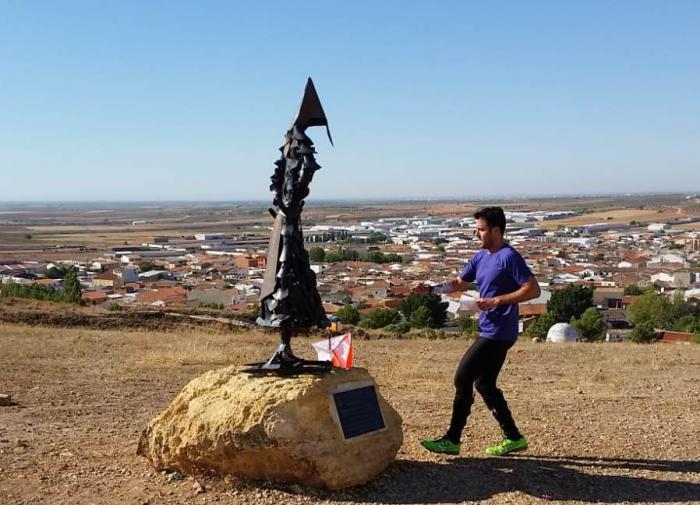 David Cotillas se impuso en el Campeonato Provincial de Orientación en Mota del Cuervo