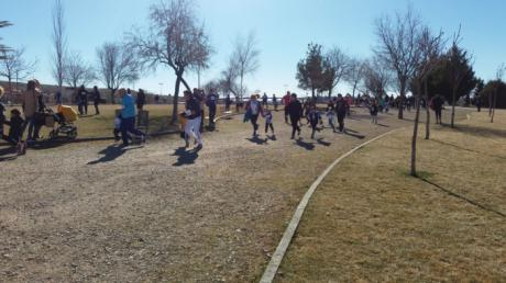 El Colegio La Milagrosa ha celebrado este sábado su III Carrera Solidaria