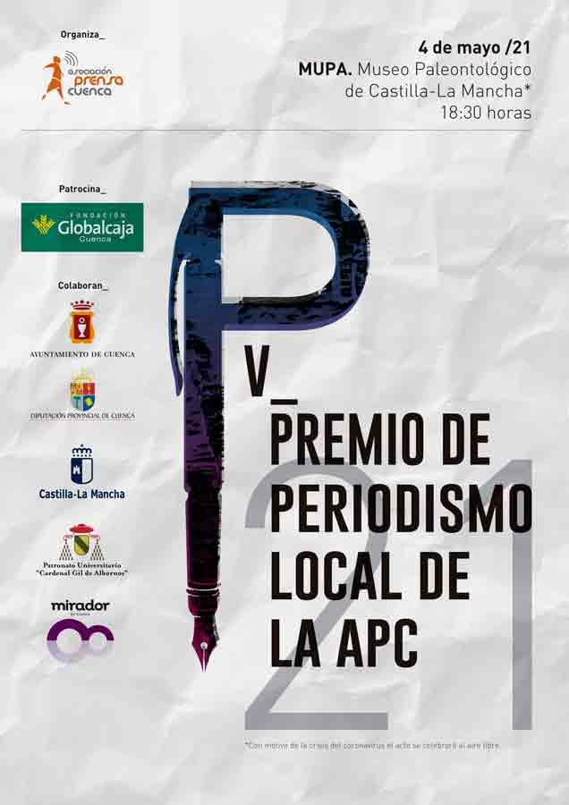 Los V Premios de Periodismo Local de la APC ya tienen finalistas