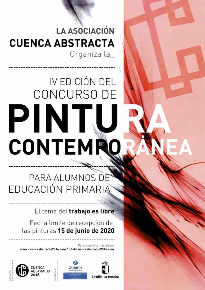 Cuenca Abstracta pone en marcha la cuarta edición de su concurso de pintura contemporánea