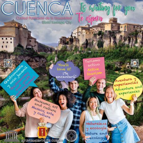 El Ayuntamiento promocionará la oferta turística de Cuenca en la Student Welcome Day de Madrid