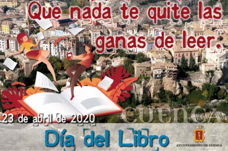 El Ayuntamiento celebra el Día del Libro con una batería de actividades virtuales, incluyendo una lectura del Quijote