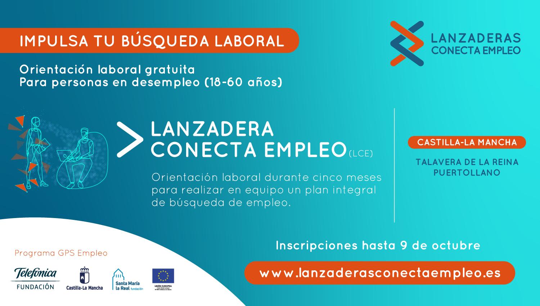 Castilla-La Mancha contará en octubre dos nuevas Lanzaderas Conecta Empleo