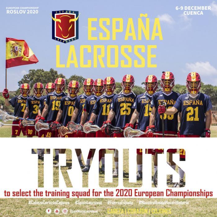 Cuenca acogerá las pruebas para seleccionar a los jugadores que el Equipo Nacional de Lacrosse llevará a Europa en 2020