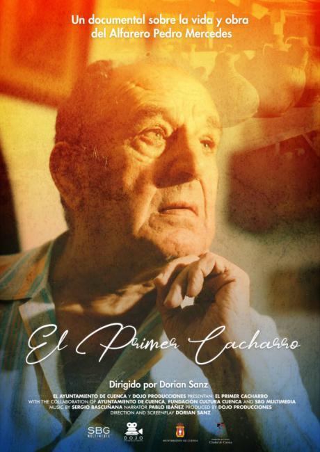 'El primer cacharro', película documental sobre la vida y obra de Pedro Mercedes