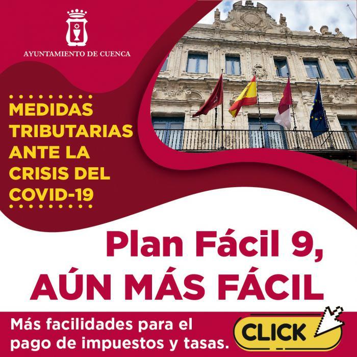 El Ayuntamiento de Cuenca inicia una campaña para dar a conocer las facilidades puestas en marcha para el pago de tributos