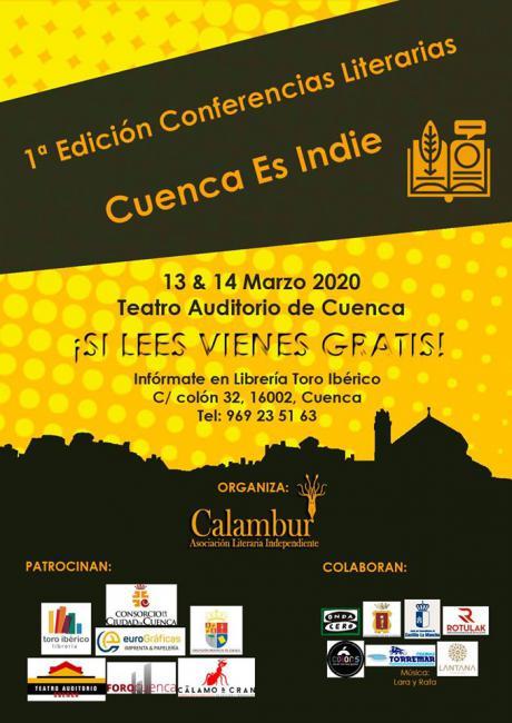 Cuenca acogerá unas jornadas nacionales sobre literatura independiente en marzo