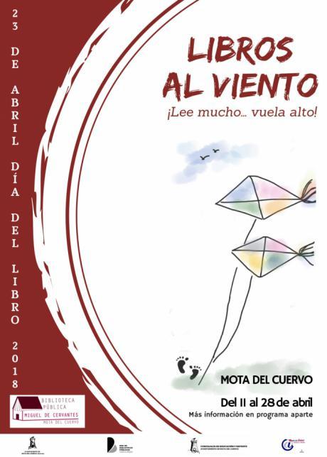 Mota del Cuervo celebra el día del libro con una decena de actividades