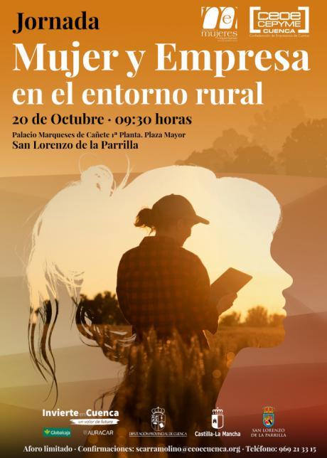 La Asociación de Mujeres Empresarias de Cuenca organiza una jornada para destacar el papel de la mujer rural