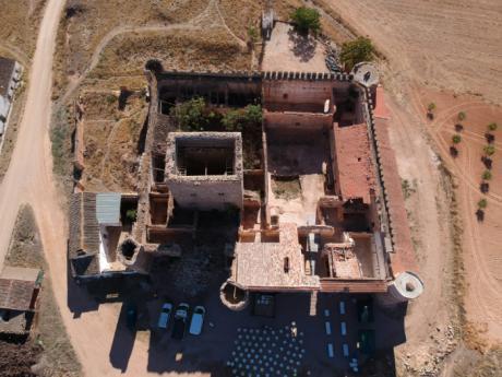 Martínez Chana visitara este martes el Castillo de Santiago de la Torre