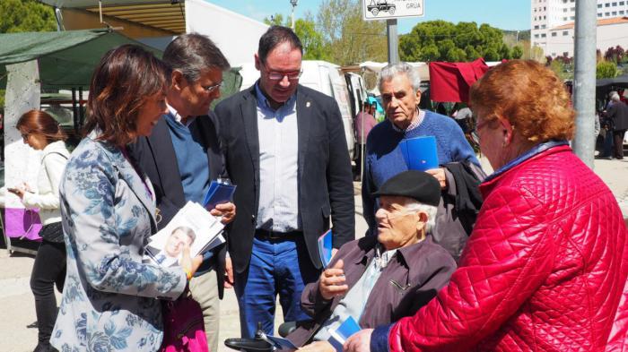 Catalá hace un llamamiento al voto responsable para poder constituir un gobierno que resuelva los problemas de los españoles