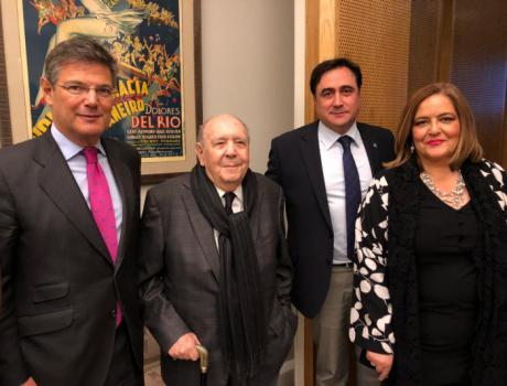 Catalá ensalza la extraordinaria labor en materia de Cultura realizada por el PP en el Ayuntamiento de Cuenca