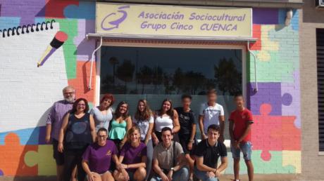 Mª Ángeles García cede sus entradas de los eventos de San Julián a una ONG para la integración de menores