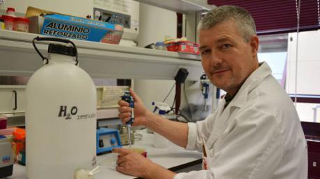 El investigador de la UCLM Christian Gortázar, miembro del grupo de expertos asesor sobre COVID-19 desde la perspectiva veterinaria