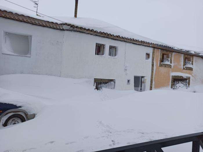 Ciudadanos critica la falta de actuación de la Diputación ante las nevadas en los municipios conquenses